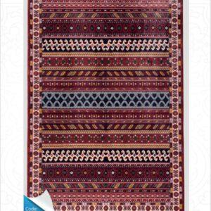 فرش محتشم طرح سنتی کد 100314