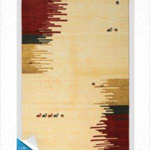 فرش محتشم طرح سنتی کد 100301