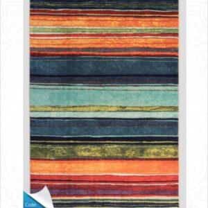 فرش محتشم طرح سنتی کد 100322