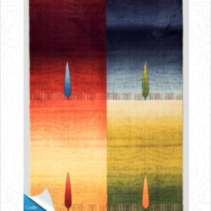 فرش محتشم طرح سنتی کد 100304