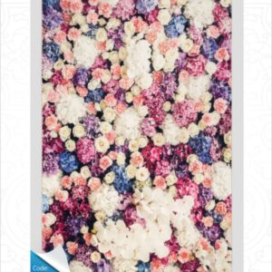 فرش محتشم طرح مدرن کد 100425 700 شانه و تراکم 3000 می باشد که الیاف استفاده شده.برای بافت و تولید این فرش الیاف پلی اوژن می باشد