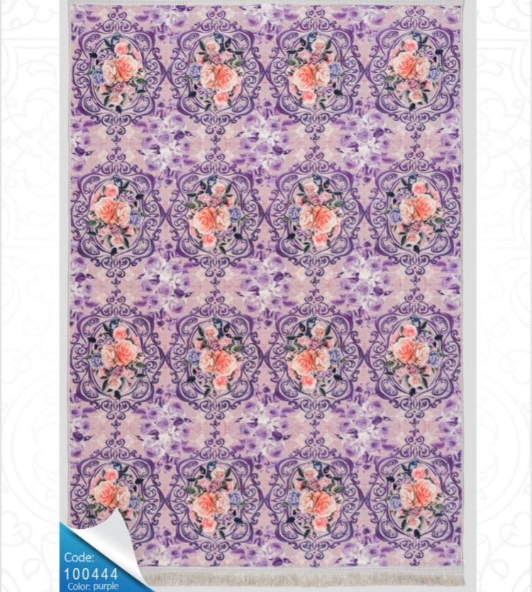فرش محتشم طرح مدرن کد 100444