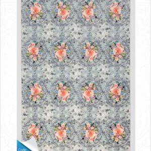 فرش محتشم طرح مدرن کد100444