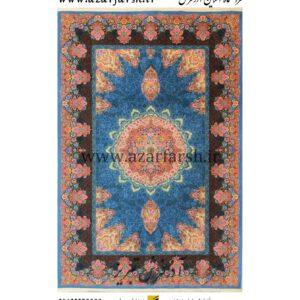 قالیچه دیبا کلکسیون کرمان کد K2455
