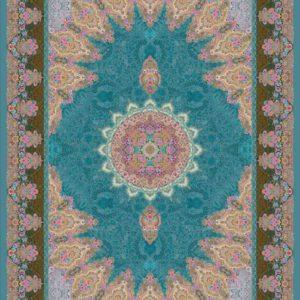 فرش دیبا طرح کرمان کد k2455