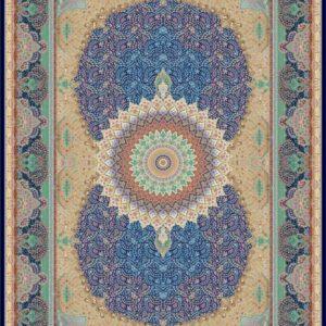 فرش دیبا طرح کرمان کد k7258
