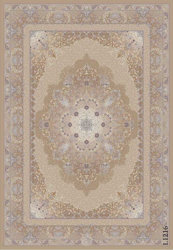فرش دیبا طرح لایت کد L1016