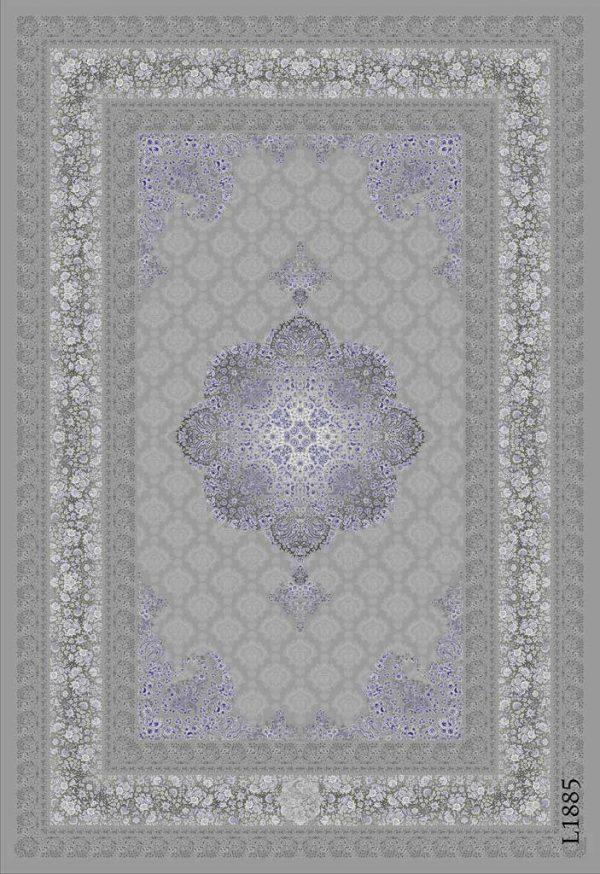 فرش دیبا طرح لایت کد L1885