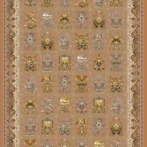 فرش دیبا طرح لایت کد L2643