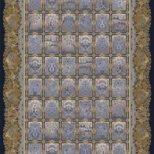 فرش دیبا طرح لایت کد L6259