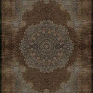 فرش دیبا طرح نوستالژی کد N1038
