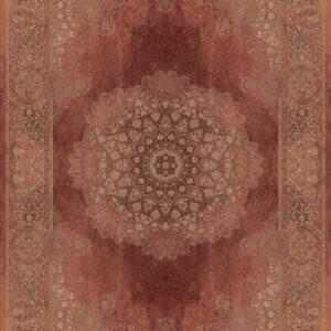 فرش دیبا طرح نوستالژی کد N1045