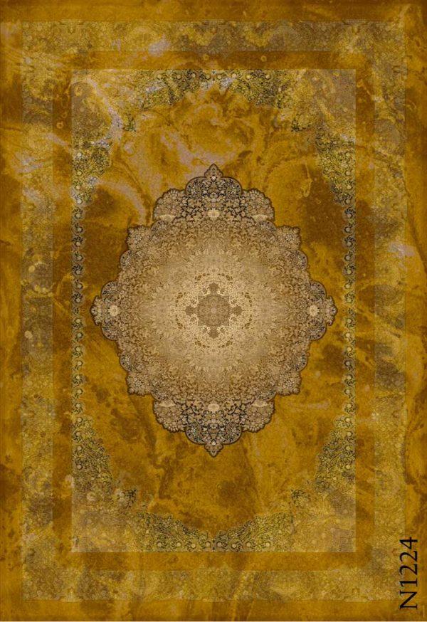 فرش دیبا طرح نوستالژی کد N1224