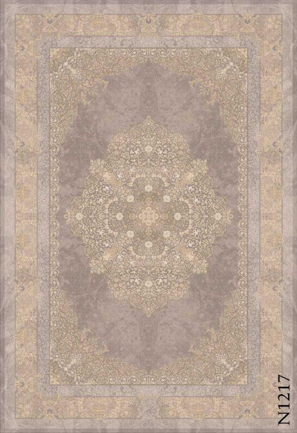 فرش دیبا طرح نوستالژی کد N1217