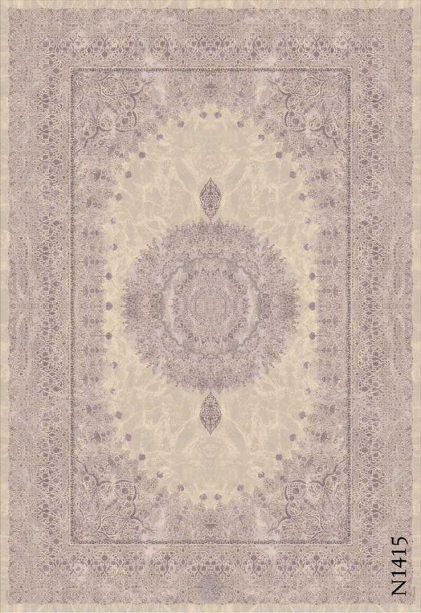 فرش دیبا طرح نوستالژی کد N1415