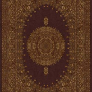 فرش دیبا طرح نوستالژی کد N1449