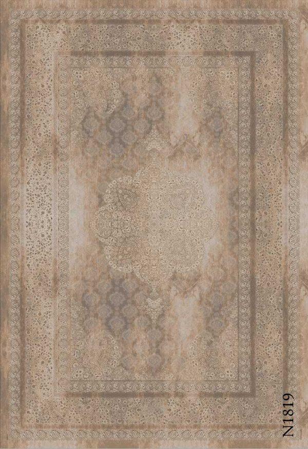فرش دیبا طرح نوستالژی کد N1819