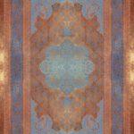 فرش دیبا طرح نوستالژی کد N1840