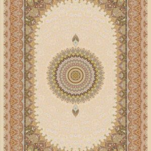 فرش دیبا طرح قم کد Q1411
