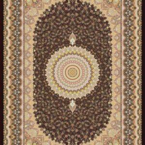فرش دیبا طرح قم کد Q1439