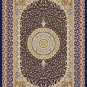 فرش دیبا طرح قم کد Q1459
