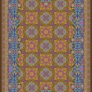 فرش دیبا طرح قم کد Q2236