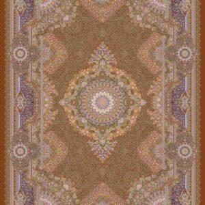 فرش دیبا طرح قم کد Q5029