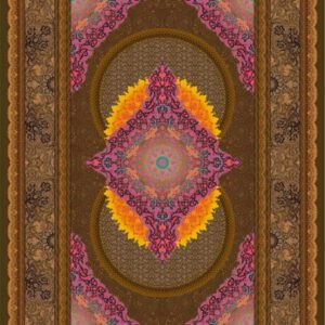 فرش دیبا طرح سایه کد S2038