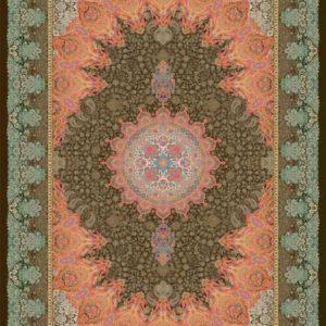 فرش دیبا طرح سایه کد S2438