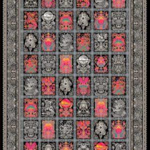فرش دیبا طرح سایه کد S2689