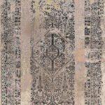 فرش ثمین طرح وینتیج کد ۱۰۰۱۰۰
