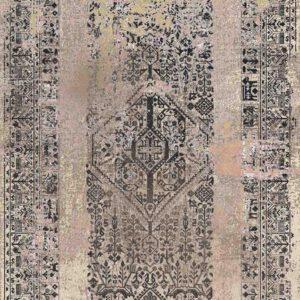 فرش ثمین طرح وینتیج کد 100100