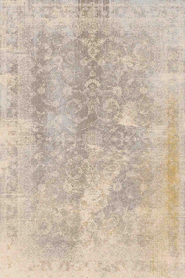 فرش ثمین طرح وینتیج کد ۱۰۰۱۰۸