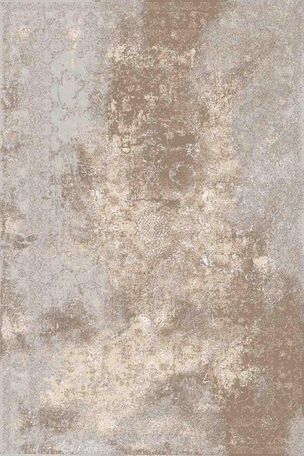 فرش ثمین طرح وینتیج کد ۱۰۰۱۱۰