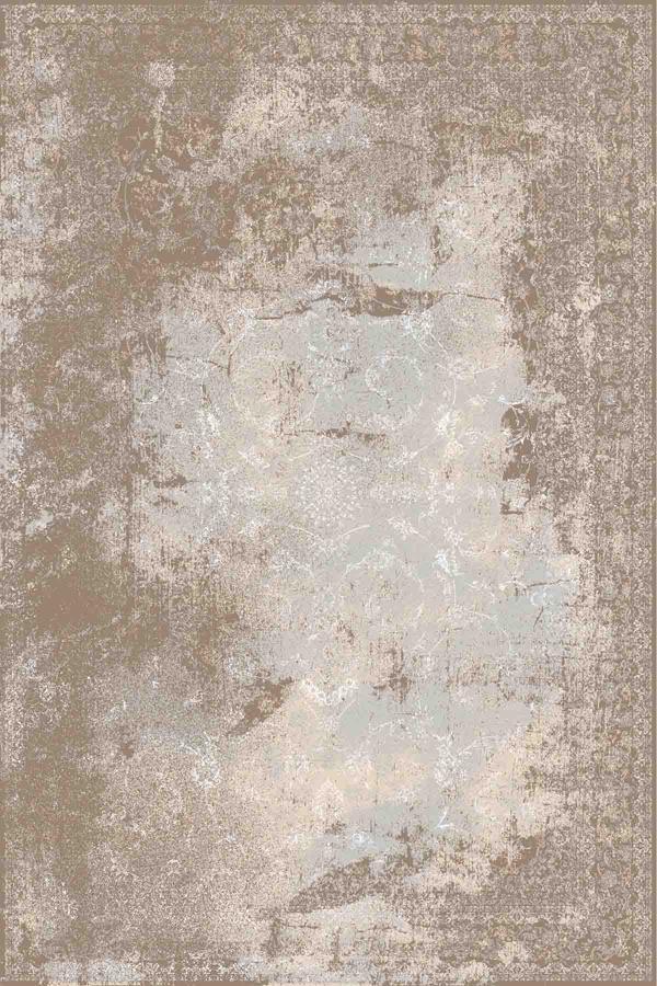 فرش ثمین طرح وینتیج کد ۱۰۰۱۱۱