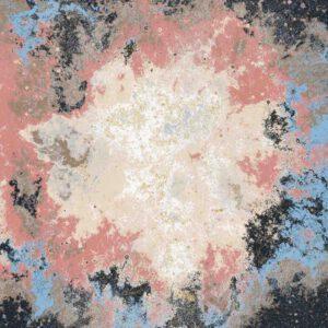 فرش ثمین طرح وینتیج کد 100112