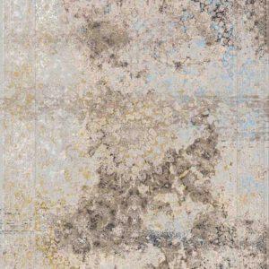 فرش ثمین طرح وینتیج کد 100114