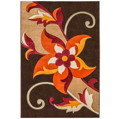 فرش ماشینی سهند طرح فانتزی کدX7F020