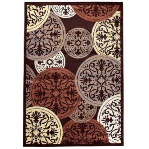فرش ماشینی سهند طرح فانتزی کد SL08XL