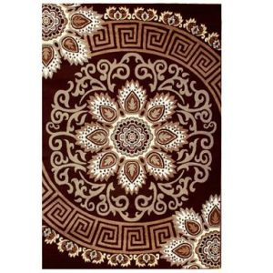 فرش ماشینی سهند طرح فانتزی کد SL27XL
