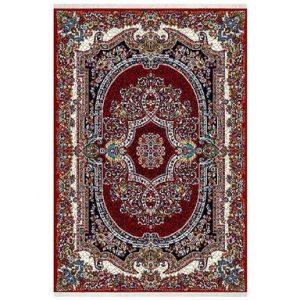 فرش سهند کلاسیک زمینه لاکی کدUC02.BW