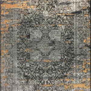 فرش وینتیج رنگ کرم3