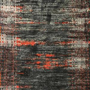 فرش وینتیج رنگ مسی2