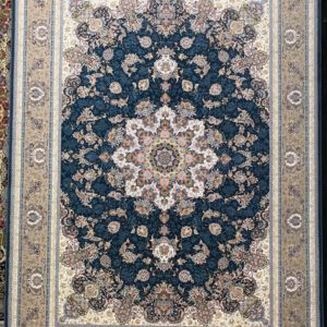 فرش ماشینی 1200 اصفهان کاربنی