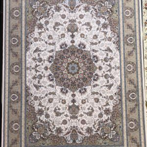 فرش ماشینی 1200 اصفهان کرم