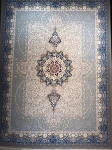فرش ماشینی 1200 شانه انا طرح زیبا فیلی