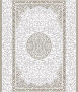 فرش انا 700 شانه طرح نگار نسکافه ای