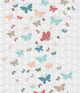 فرش انا 700 شانه طرح پروانه