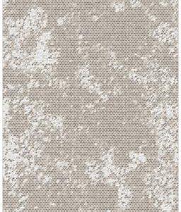 فرش انا 700 شانه طرح سرامیک کرمی