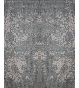 فرش انا 700 شانه طرح سرامیک طوسی